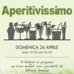 Aperitivissimo domenica 24 aprile – Reggio Emilia