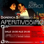 Aperitivissimo! 5 febbraio Bistrot Fattorie Canossa – Reggio Emilia