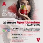 Aperitivissimo – Bistrot Reggio Emilia – Domenica 22 ottobre!