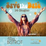 14 giugno 2019, summer season – Stay Tuned!